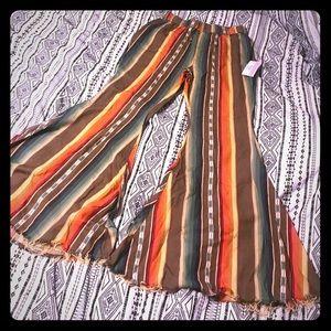 Giddy Up Glamour Pants - Super flare Bells